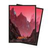 Magic the Gathering Sleeves: Mana 5 - Mountain
