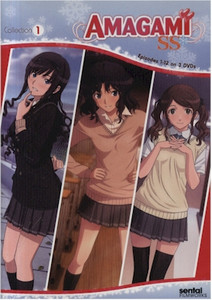 Amagami SS DVD Collection 1