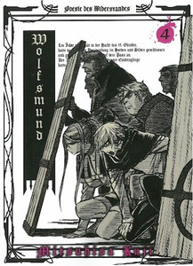 Wolfsmund Graphic Novel Vol. 4