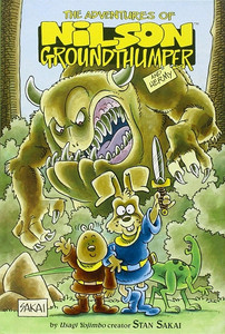 Adventures of Nilson Ground Thumper and Hermy GN (HC)
