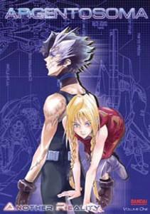 Argentosoma DVD Vol. 01 (Used)