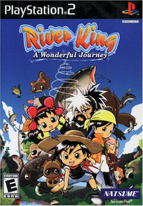 River King A Wonderful Journey (PS2)
