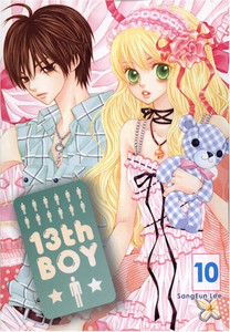 13th Boy Graphic Novel 10