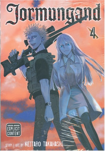 Jormungand Graphic Novel Vol. 04