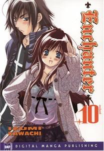 Enchanter Graphic Novel 10