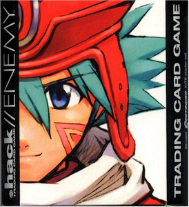 .hack//Enemy TCG Contagion Starter Deck - Kite