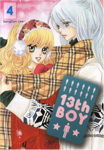13th Boy Graphic Novel 04