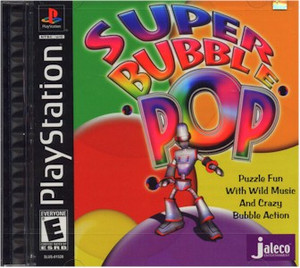 Super Bubble Pop (PS)