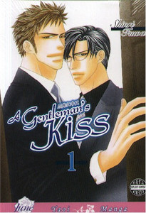 A Gentleman's Kiss Graphic Novel 01