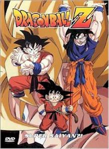 Dragon Ball Z TV DVD Vol. 17 : Super Saiyan?!