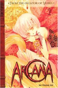Arcana Graphic Novel Vol. 01