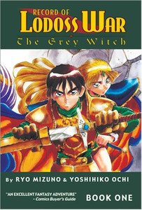 Record of Lodoss War The Grey Witch 2nd Edition TPB 01