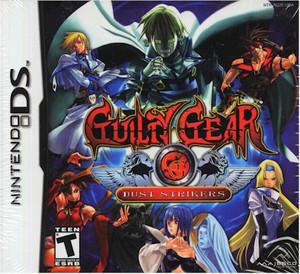 Guilty Gear Dust Strikers (DS)