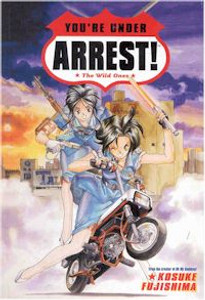 You're Under Arrest Graphic Novel 01 The Wild Ones