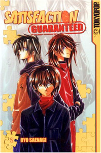 Satisfaction Guaranteed Graphic Novel 02