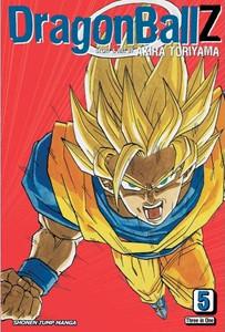 Dragon Ball Z Graphic Novel (VIZBIG Edition) 05