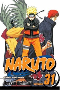 Naruto Graphic Novel Vol. 31