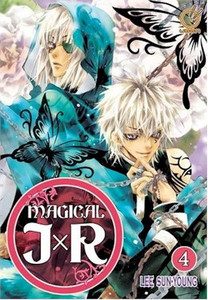Magical JxR Graphic Novel 04