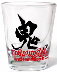 Onimusha 4 Shot Glass - Oni