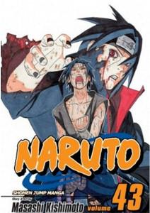 Naruto Graphic Novel Vol. 43