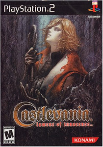 Castlevania Lament of Innocence (PS2)