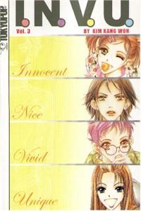 I.N.V.U. Graphic Novel Vol. 03