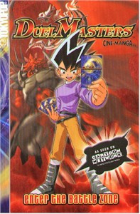 Duel Masters Cine-manga Vol. 01