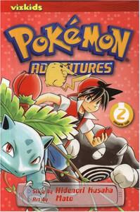 Pokemon Adventures Graphic Novel Vol. 02