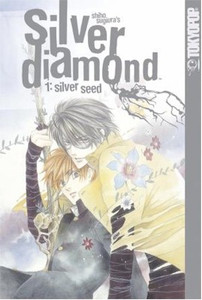 Silver Diamond Graphic Novel 01