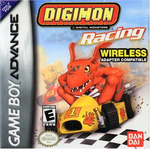Digimon Racing (GBA)