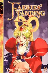 Faeries' Landing Graphic Novel Vol. 08