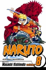 Naruto Graphic Novel Vol. 08