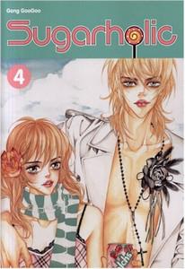 Sugarholic Graphic Novel 04