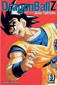 Dragon Ball Z Graphic Novel (VIZBIG Edition) 03