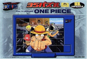 One Piece Puzzle Game No.35-02