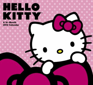 Hello Kitty 2012 Calendar #26792