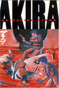 Akira Graphic Novel Vol. 01 (Del Rey)