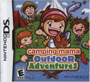 Camping Mama Outdoor Adventure (DS)