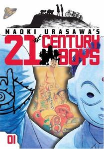 21th Century Boys Graphic Novel 01