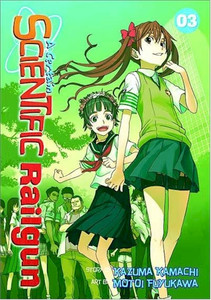 A Certain Scientific Railgun Graphic Novel 03