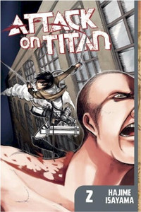 Attack on Titan Graphic Novel 02