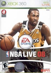 NBA Live '08 (XBOX 360) (Used)