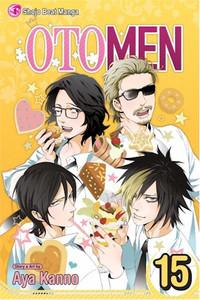 Otomen Graphic Novel 15