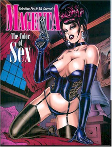 Magenta Graphic Novel Vol. 1 - The Color of Sex