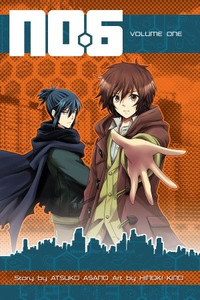 No. 6 Graphic Novel Vol. 01