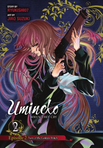 Umineko - Episode 2 Turn of the Golden Witch Vol. 2