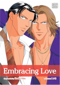 Embracing Love Graphic Novel (2-in-1) Vol. 1