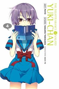 Disappearance of Nagato Yuki-Chan Graphic Novel 04