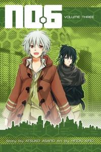 No. 6 Graphic Novel Vol. 03