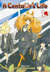 A Centaur's Life Graphic Novel 01